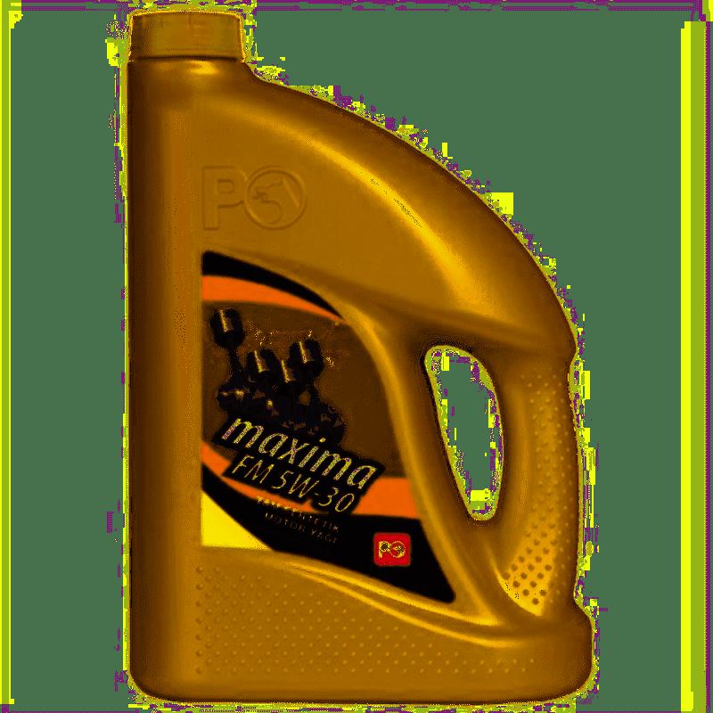 Petrol Ofisi Maxima FM 5W/30 4 Litre Motor Yağı