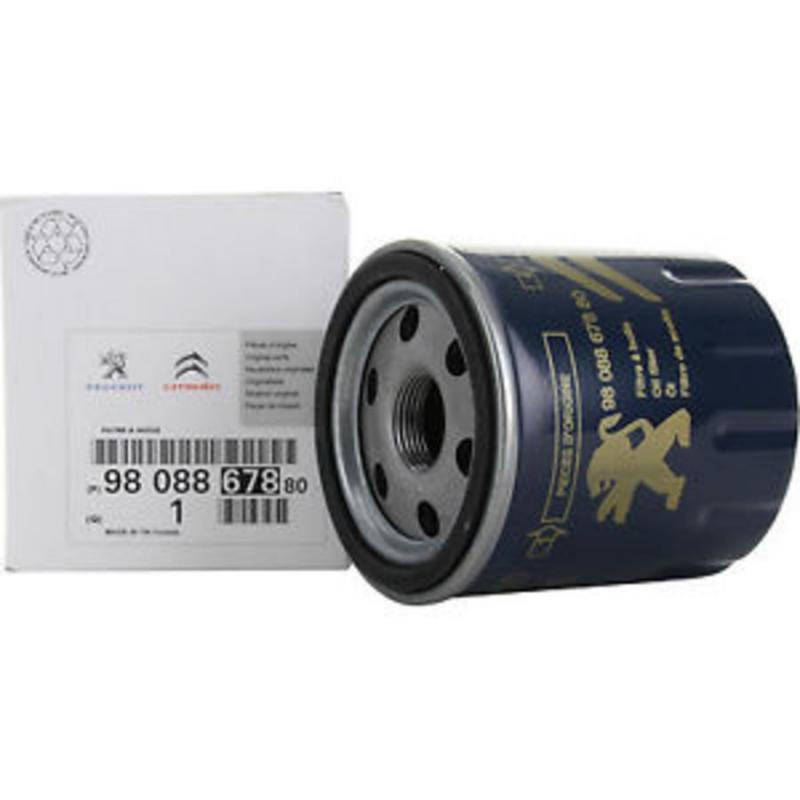 CITROEN JUMPER 2.2 EURO 5  YAG FILTRESI (ORİJİNAL) - 9808867880